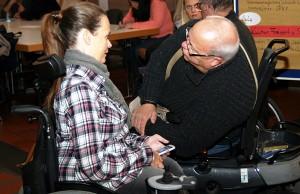 Die Stadt stellt ein Inklusions-Komzept für gehandicapte Menschen auf. Foto: Gabi Böhm