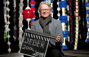 In seiner letzten Spielzeit als Intendant konnte Gerhard Weber mit dem Theater noch einmal zulegen.