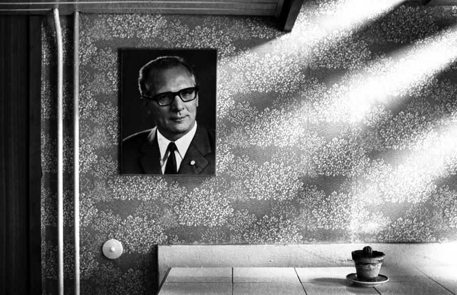 Gebürtiger Saarländer und DDR-Boss: Erich Honecker. Foto: Harald Schmitt.