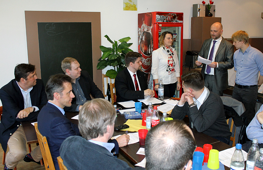 In großer Harmonie wickelte die FDP am Mittwochabend ihren Parteitag im Bürgerhaus in Trier-Nord ab.