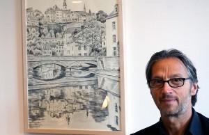 Der Trierer Künstler Thomas Brandscheidt. Foto: ttm