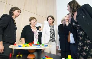 Gemeinsame Veranstaltungen, wie hier in Mainz, sind elementarer Inhalt der Zusammenarbeit in der Großregion. Foto: Pulkowski / Stkz