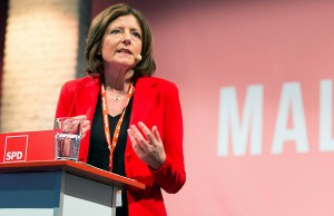 Aus der konsequenten Frau Dreyer ist in der öffentlichen Wahrnehmung plötzlich die ängstliche Ministerpräsidentin geworden. Foto: SPD Rheinland-Pfalz