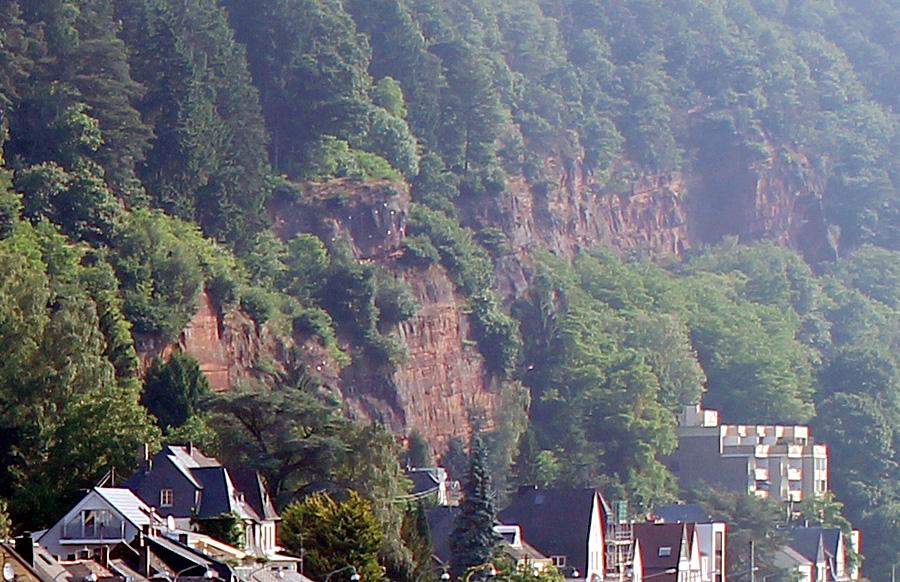 Tanja Gräf starb nach den derzeitigen Erkenntnissen durch den Sturz vom Roten Felsen in Trier-Pallien.