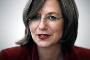 Regierungssprecherin Monika Fuhr. Foto: Staatskanzlei