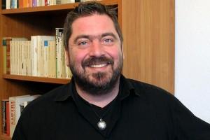 Grünen-Sprecher Thorsten Kretzer.