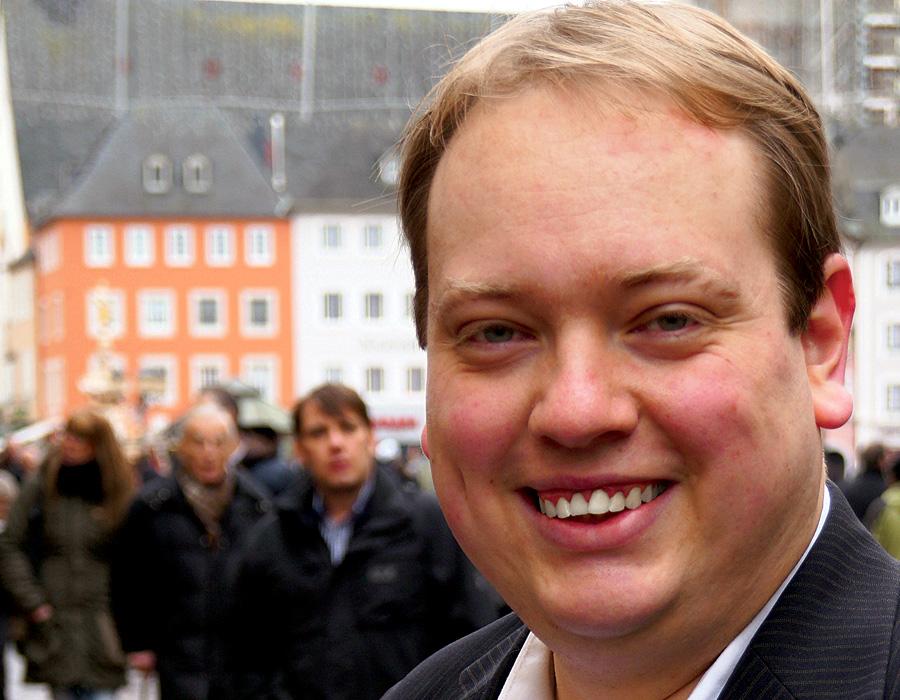 Ist fest davon überzeugt, dass die Liberalen gestärkt zurückkommen werden: der Trierer FDP-Chef Tobias Schneider. Foto: FDP Trier