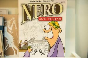 Auch die beiden Trierer Mischa Martini und Johannes Kolz freuen sich auf das Nero-Jahr.