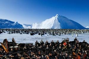 """Filmische und akustische Eindrücke gehen bei """"Planet Erde"""" Hand in Hand. Foto: Veranstalter"""