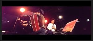 Ruei-Ran Wu und Jaison Búotree Whuang wollen Musik aus Taiwan gemeinsam mit weiteren Musikern einen neuen Ausdruck geben. Foto: Veranstalter
