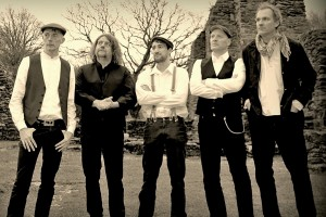 Der Gewinner: Ghosttown Company. Foto: Band