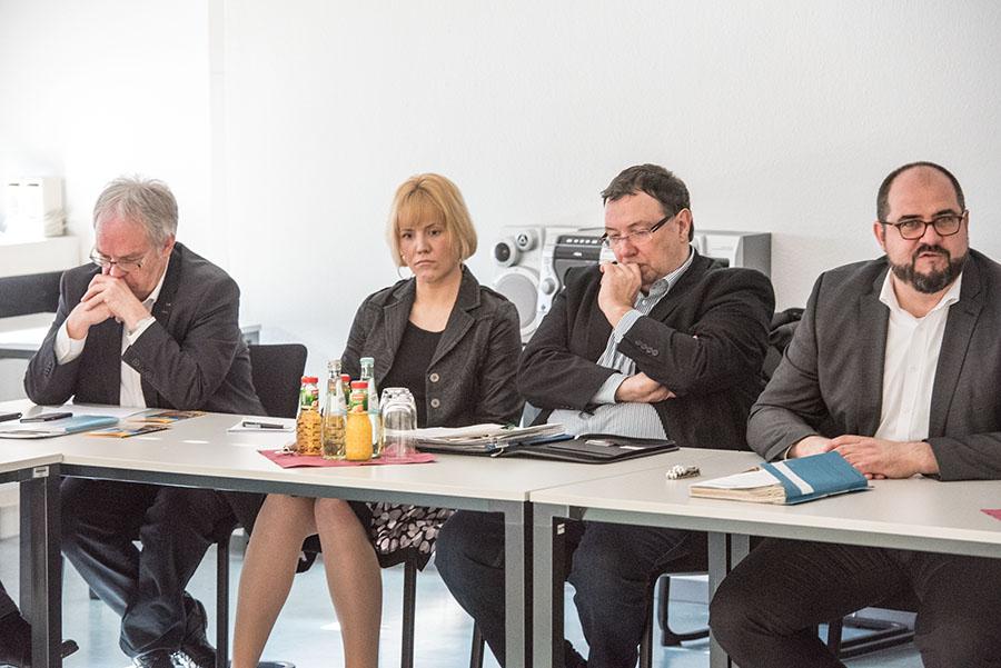 Wer hatte was zu verantworten?, wollen CDU und Grüne vom Dezernenten wissen. Foto: Rolf Lorig