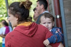 In Trier werden Flüchtlingspaten gesucht. Foto: Nicole Cronauge / Bistum Essen