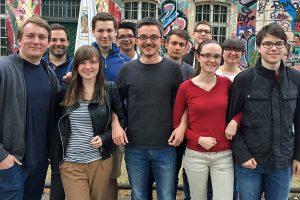 Die politischen Jugendorganisationen treten weiter gemeinsam mit Asta und Jugendparlament für die Exhaus-Rettung ein.