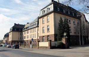 """Die alte Jägerkaserne gehört zum """"Stadtumbau""""."""