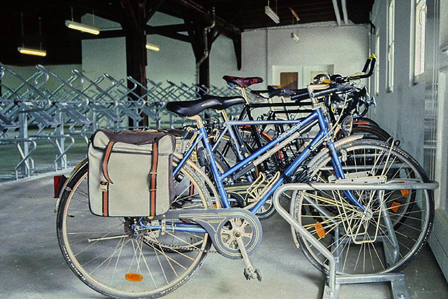Auch in Trier wird die Radstation gebaut. Foto: ADFC