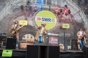 Wild und rockig: Die Dom-Piraten