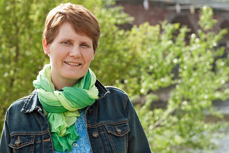 Skepsis, aber auch Zustimmung: Petra Kewes von den Grünen.