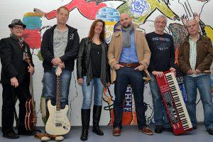 """""""Vintage 7"""" spielt am 13. Juli im Brunnenhof. Foto: Band"""