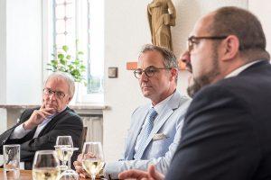 Thomas Egger befürwortet den weichen Übergang bei Geschäftsleitung und Intendanz.