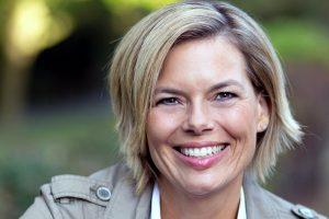 Im Live-Chat: Julia Klöckner. Foto: CDU RLP
