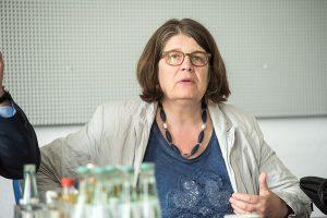 Die SPD will Angelika Birk nicht aus der Verantwortung lassen. Foto: Rolf Lorig