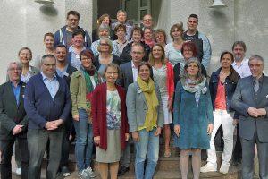 Birgit Wald (2. Reihe, links) will das Thema Prävention auch in den katholischen Krankenhäusern verankern.