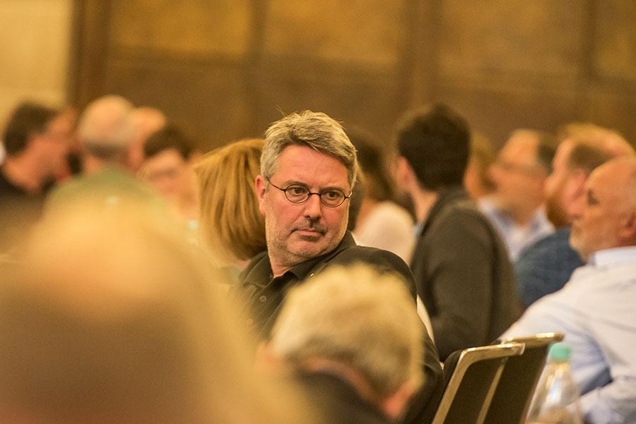 Welchen Kurs fährt die CDU unter Köhlers Führung in der Dezernenten-Frage? Alle Fotos: Rolf Lorig