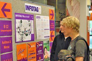 Am 16. September ist Infotag an der Uni Trier.