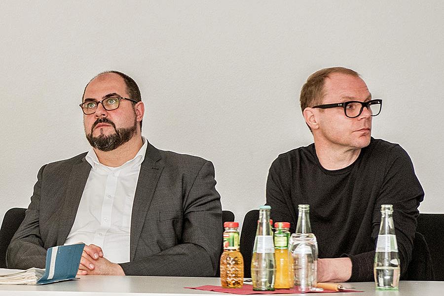 Die Drama um das existenzbedrohte Theater geht auf das Konto von Sibelius und Egger. Foto: Rolf Lorig