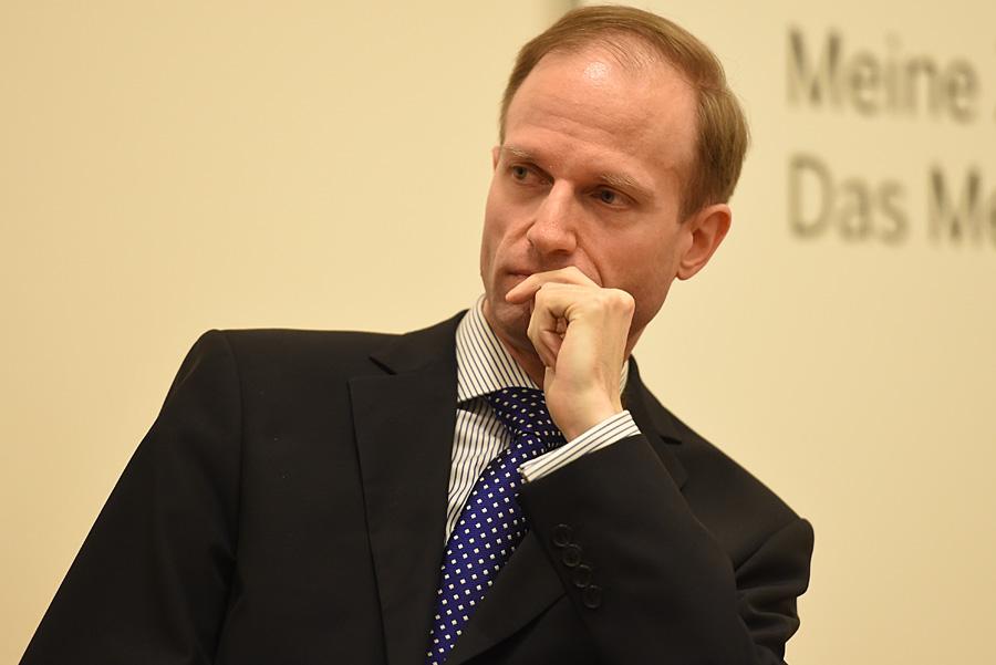 Der Feuilletonist und Theaterkritiker Martin Eich kommentiert die Suche nach dem Egger-Nachfolger. Foto: Tino Lex/Regensburg