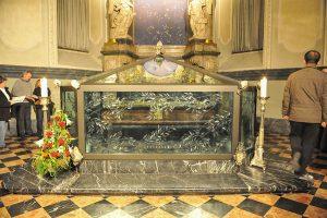 Auch in diesem Jahr wird der Heilige Rock nichr öffentlich ausgestellt zu sehen sein und damit in der Heilig-Rock-Kapelle verbleiben.