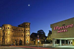 Das Mercure-Hotel an der Porta. Foto: AccorHotels