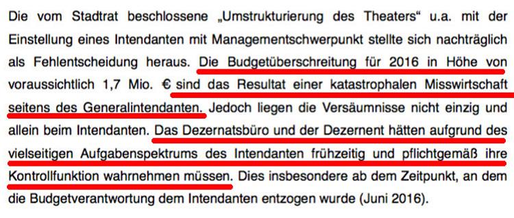 Die Veröffentlichung des geheimen Prüfungsberichts im reporter (hier ein Auszug) hatte maßgeblich zur Entlassung von Sibelius und zur Abwahl von Egger beigetragen.