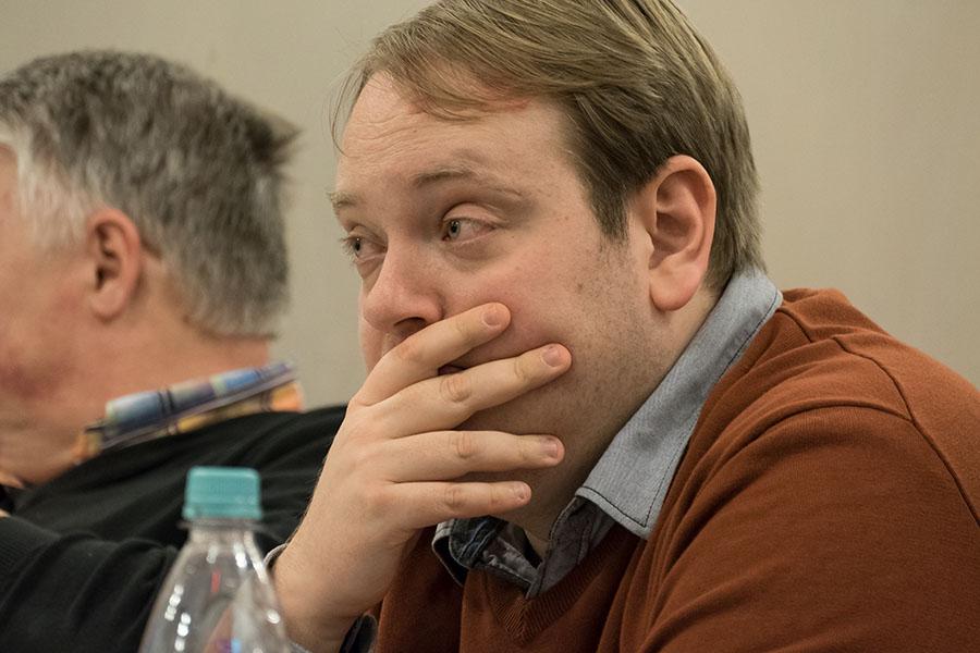 Der Kulturausschuss habe die Theater-Krise nicht gelöst, sondern sogar noch verschärft, sagt FDP-Chef Tobias Schneider. Foto: Rolf Lorig