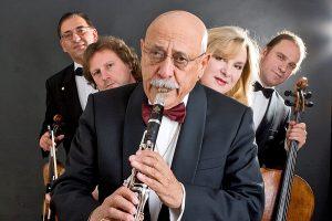 Feidman & Gershwin Quartett. Foto: Neroslavsky
