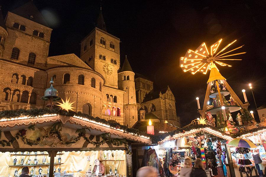 Weihnachtsmarkt In Trier.Es War Der Wunsch Der Stadt Trier Reporter Trier Reporter
